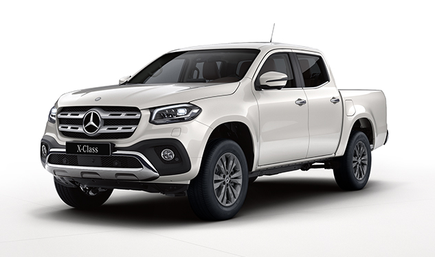 X350d POWER Dualcab 4MATIC 7AT