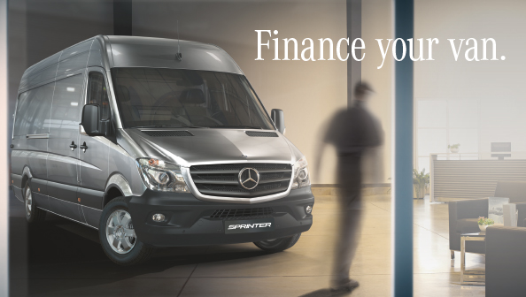 Finance Your Van