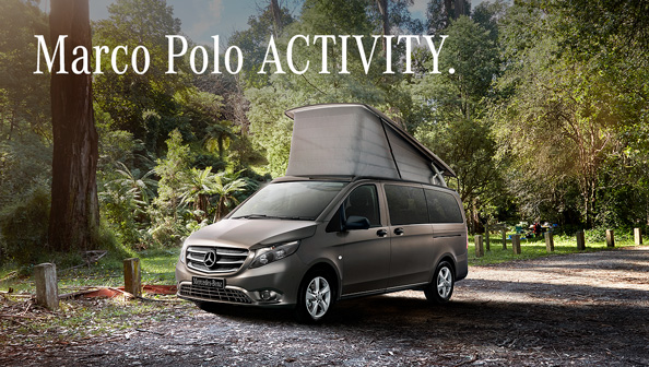 Mercedes-Benz Marco Polo Activity 2018