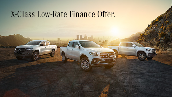 X-Class Low-Rate Finance Offer