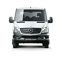 Sprinter Dual Cab Chassis