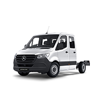 Sprinter Dual Cab Chassis RWD