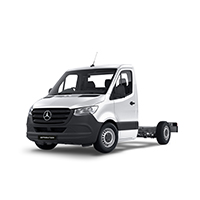 Sprinter Single Cab Chassis RWD